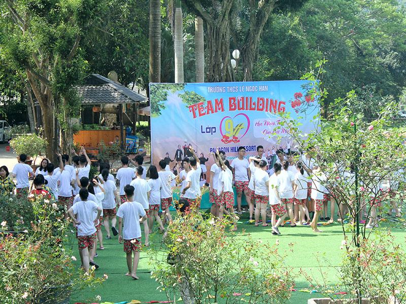 Địa Điểm Tổ Chức Team Building - Du Lịch Ba Vì