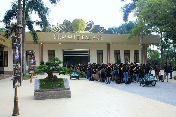 Phòng Hội nghị Đa năng Summit Place - Tinh hoa hội thảo